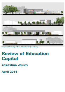 James Review cover page image